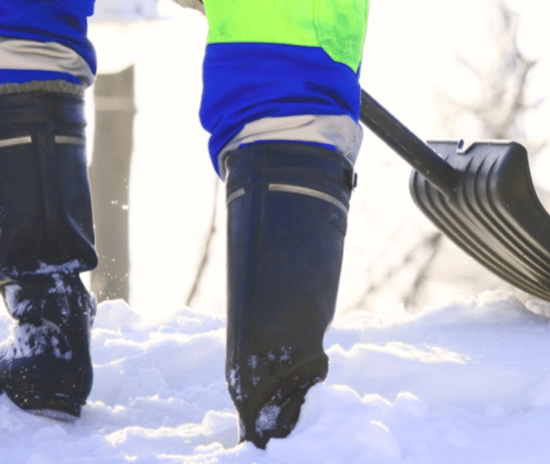 Snow and Ice Management: Be Prepared