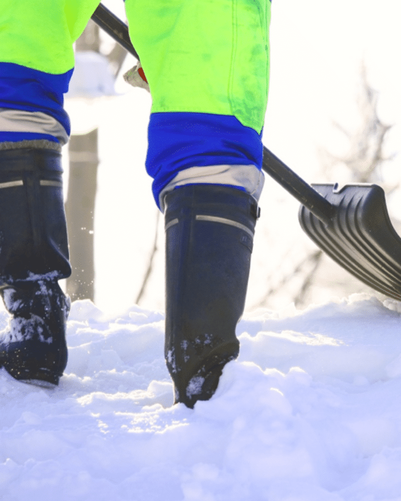 snow removal dc sterling