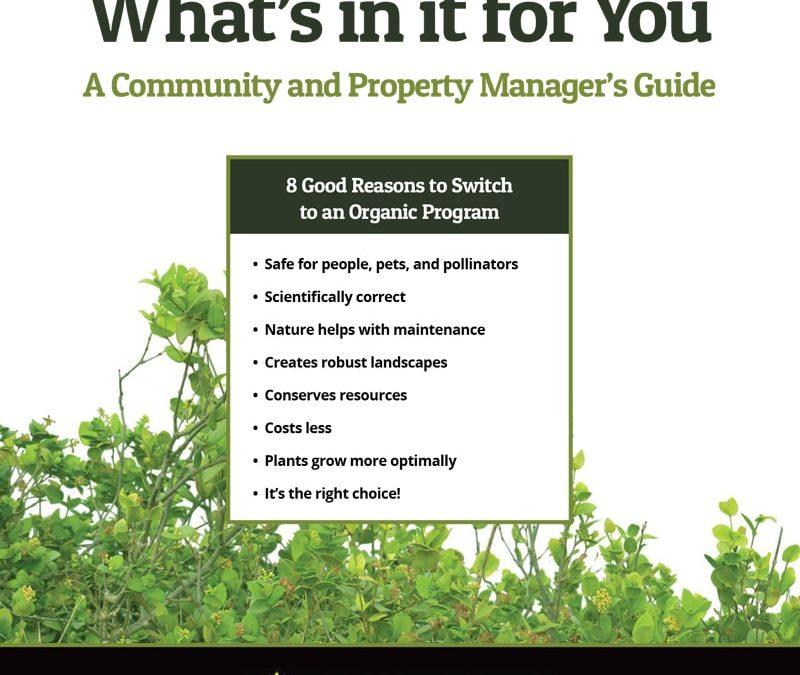 The Urgency of Organics