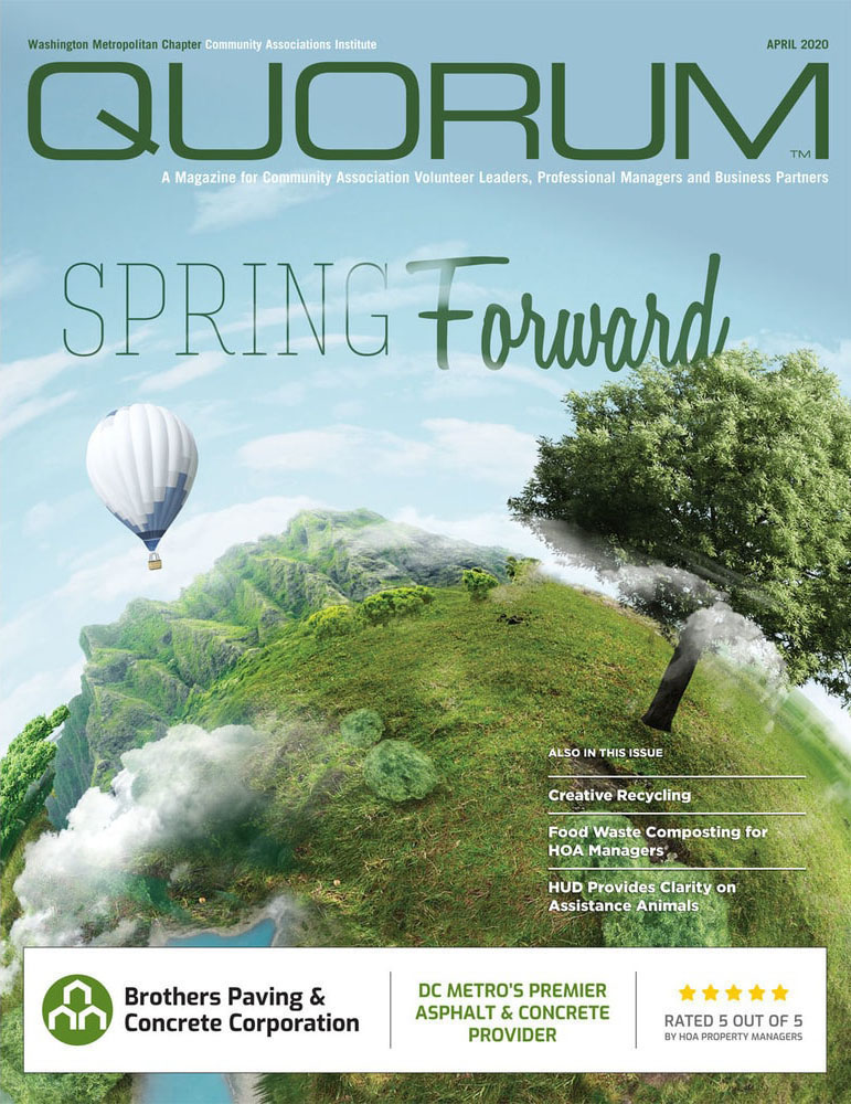 gardener quorum magazine april feature
